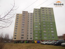 Zrekonstruovaný byt 1+1 v Tanvaldě